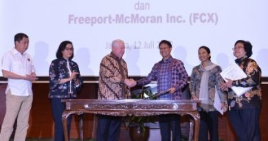 HoA with Freeport is big step, Jokowi argues against critics