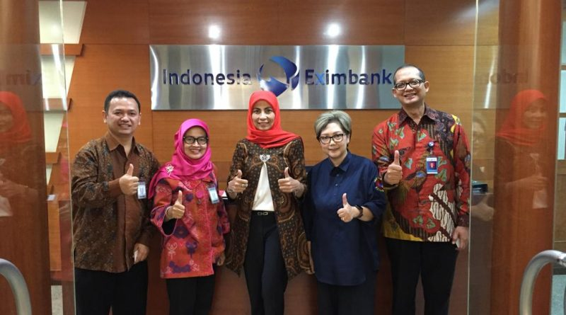 InterCAFE LPPM IPB and Indonesia Eximbank conducted a research study on the impact of Export Financing to Indonesian Social and Economy
