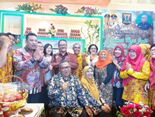 Pameran Pembangunan Ajang Pomosi UMKM Binaan IPB di Sukabumi